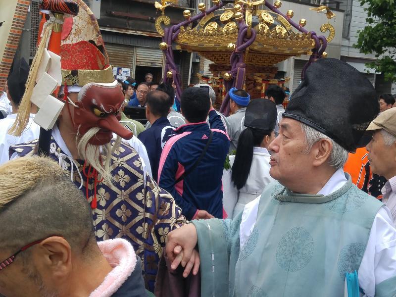Les Matsuri, festivals au Japon