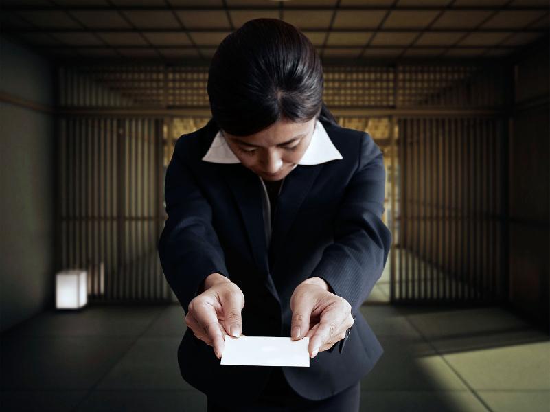 La carte de visite et son importance pour les rendez-vous business au Japon