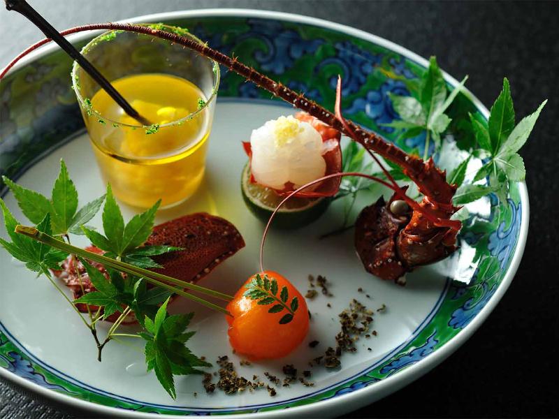Le Japon, pays de gastronomie