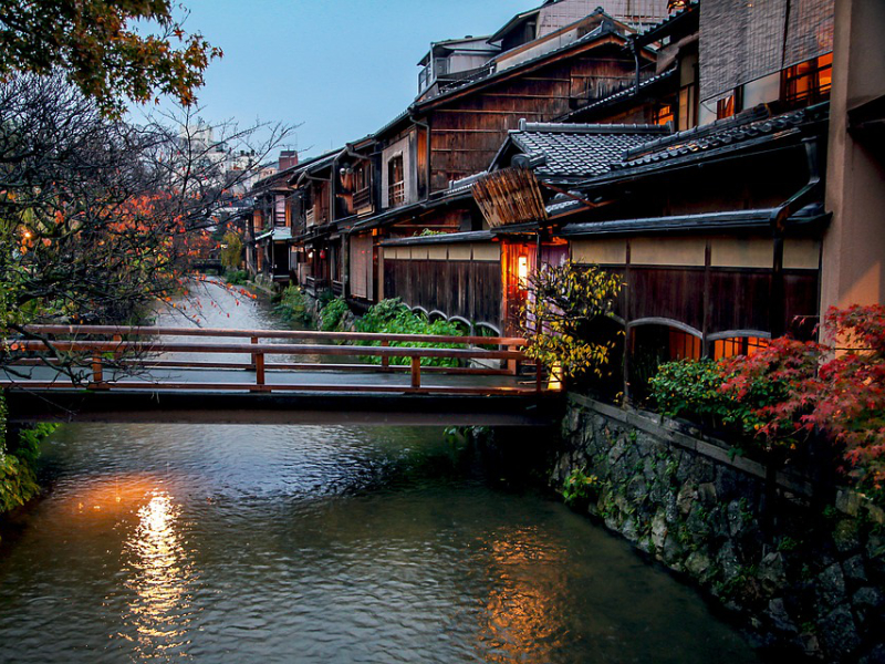 Le Japon et ses célèbres endroits touristiques