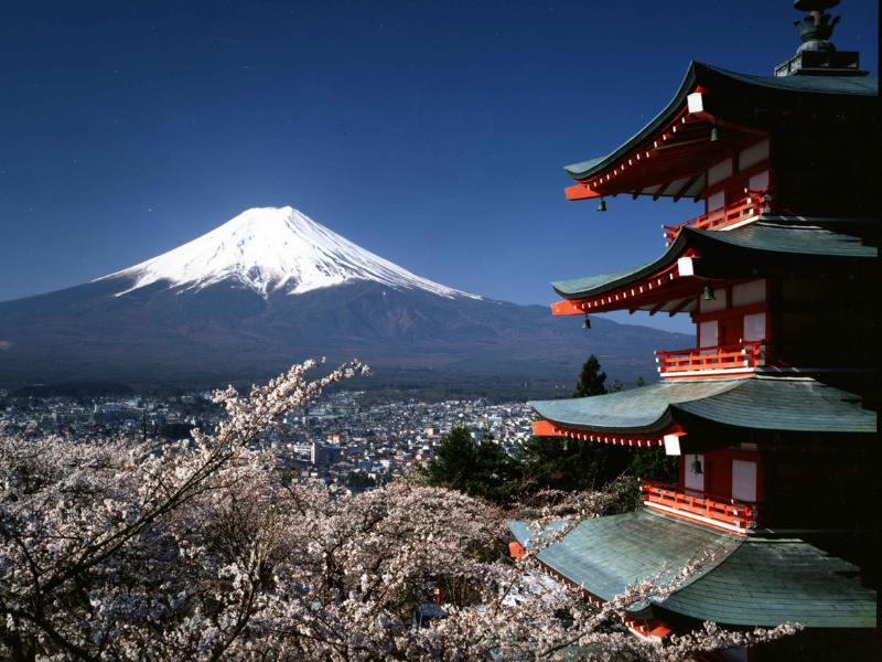 Pourquoi voyager au Japon