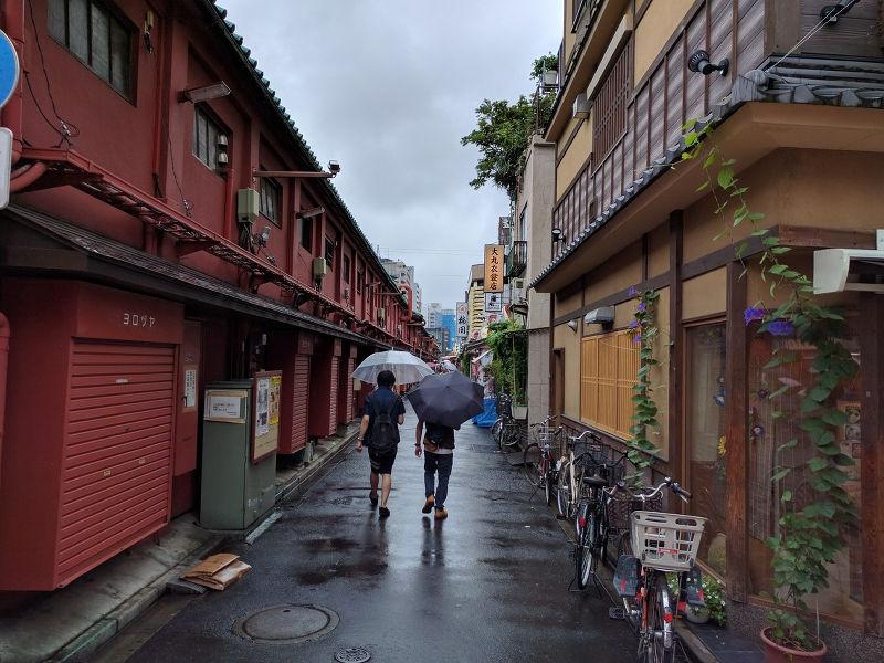 Que faire pendant la saison des pluies au Japon