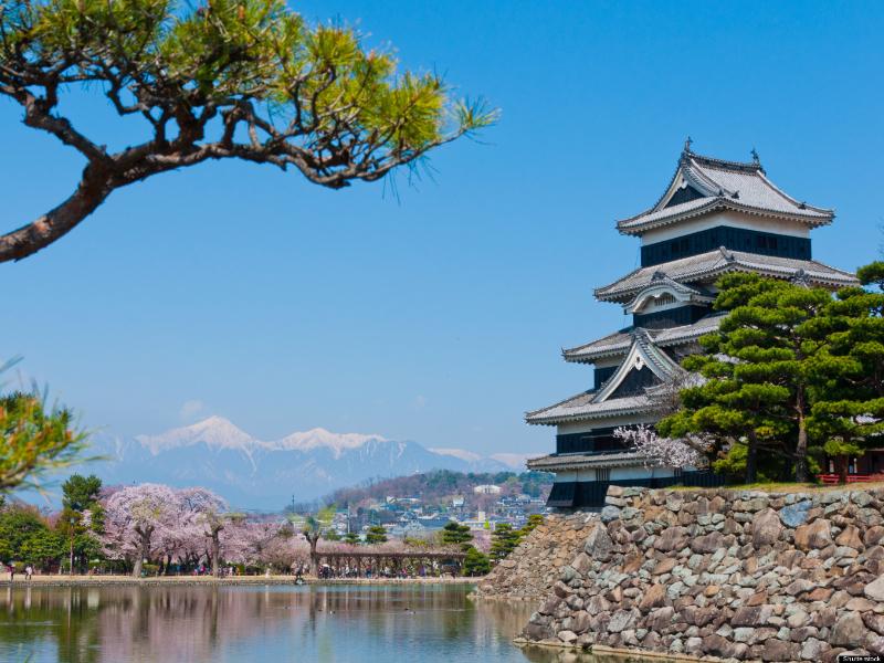 5 raisons de visiter le Japon